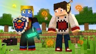 Minecraft: NOVO MINIGAME 1.9 - NOVAS FLECHAS & ESCUDO