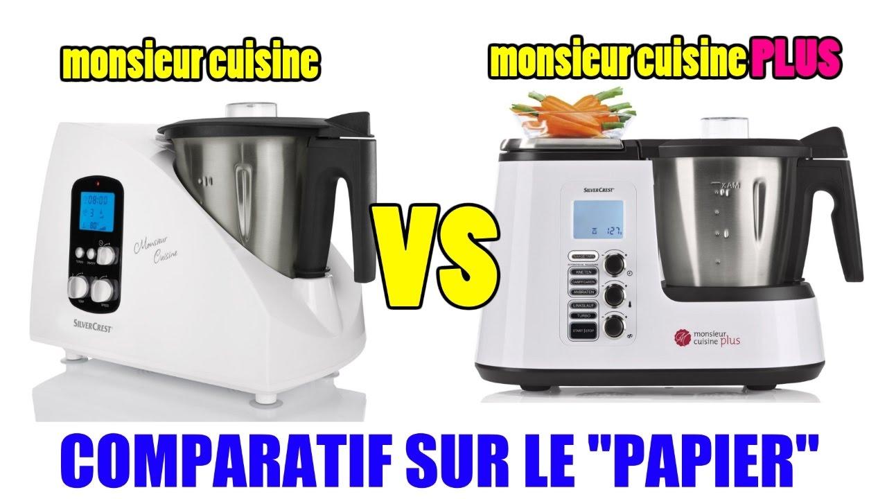 monsieur cuisine plus lidl silvercrest skmk 1200w vs monsieur cuisine skmh 1100w robot menager