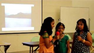 Olangal song Karoke(Malavika,Neha,Keerthi).mov