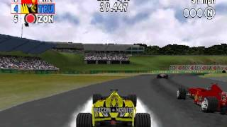 F1 2000 Interlagos Race (PS1)