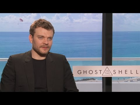 Pilou Asbæk : Ghost In The Shell 2017