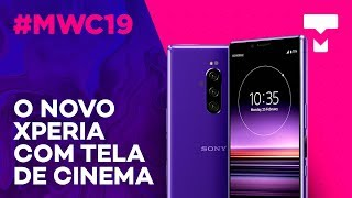 Hands-on: Sony Xperia 1 e sua tela incrível - MWC 2019- TecMundo thumbnail