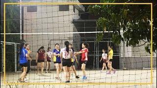 Xem đấu Bóng Chuyền Nữ tại Trường Đại Học Tài Chính Marketing Sài Gòn