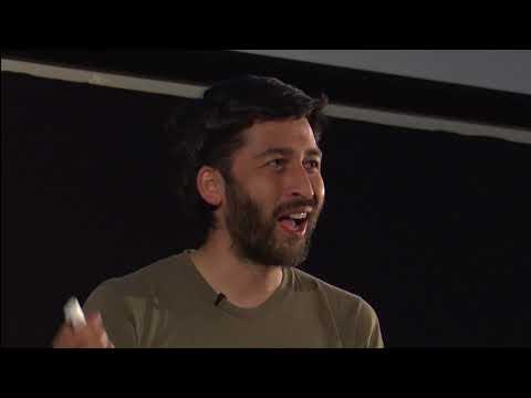 Can Hong Kongers Change the World?   Cesar Harada   TEDxCUHK
