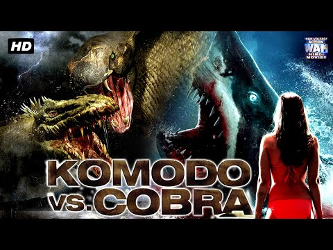 KOMODO VS COBRA (2020) New Released Hollywood Full Hindi Dubbed Movie   Hollywood Movie Hindi Dubbed