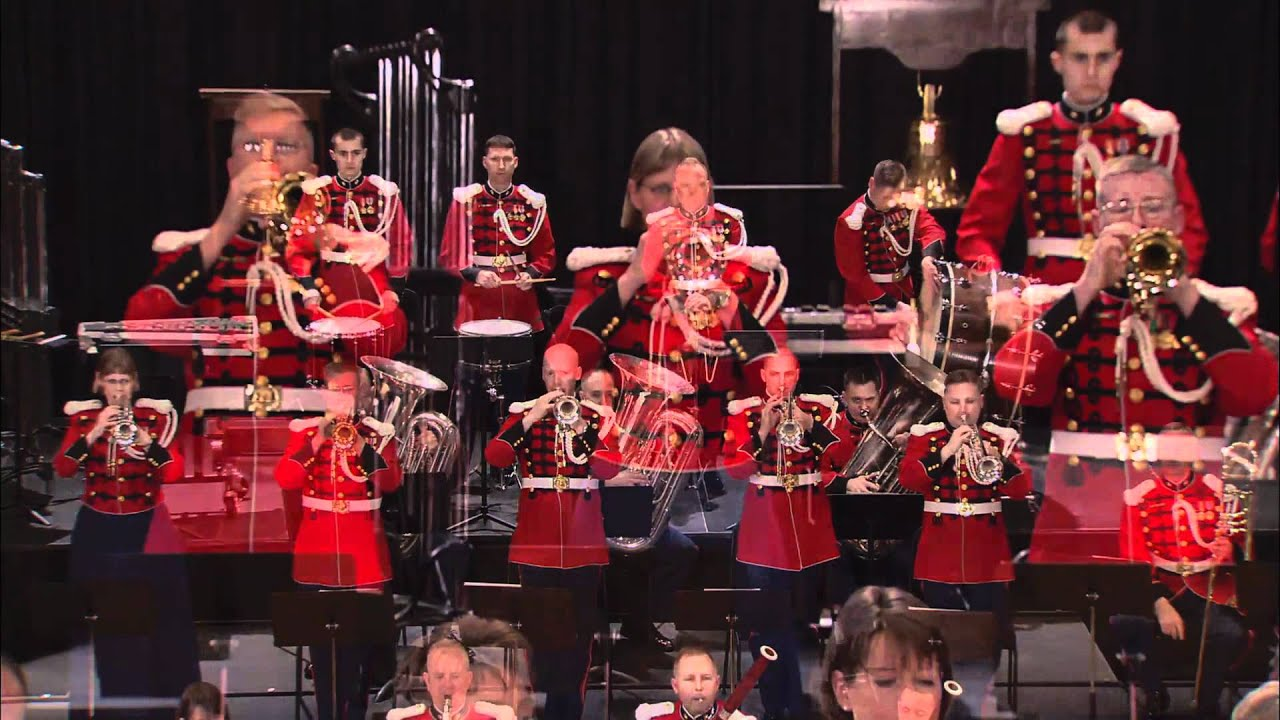 "SOUSA Semper Fidelis - ""The President's Own"" US Marine Band"
