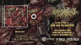 JERITAN BABI - Slam Saw Pig Massacre (Album Release via DG.Records 2019)