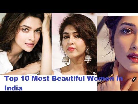 Top 10 Most Beautiful Women in India 2017 | Hot Actress, Indian Girls