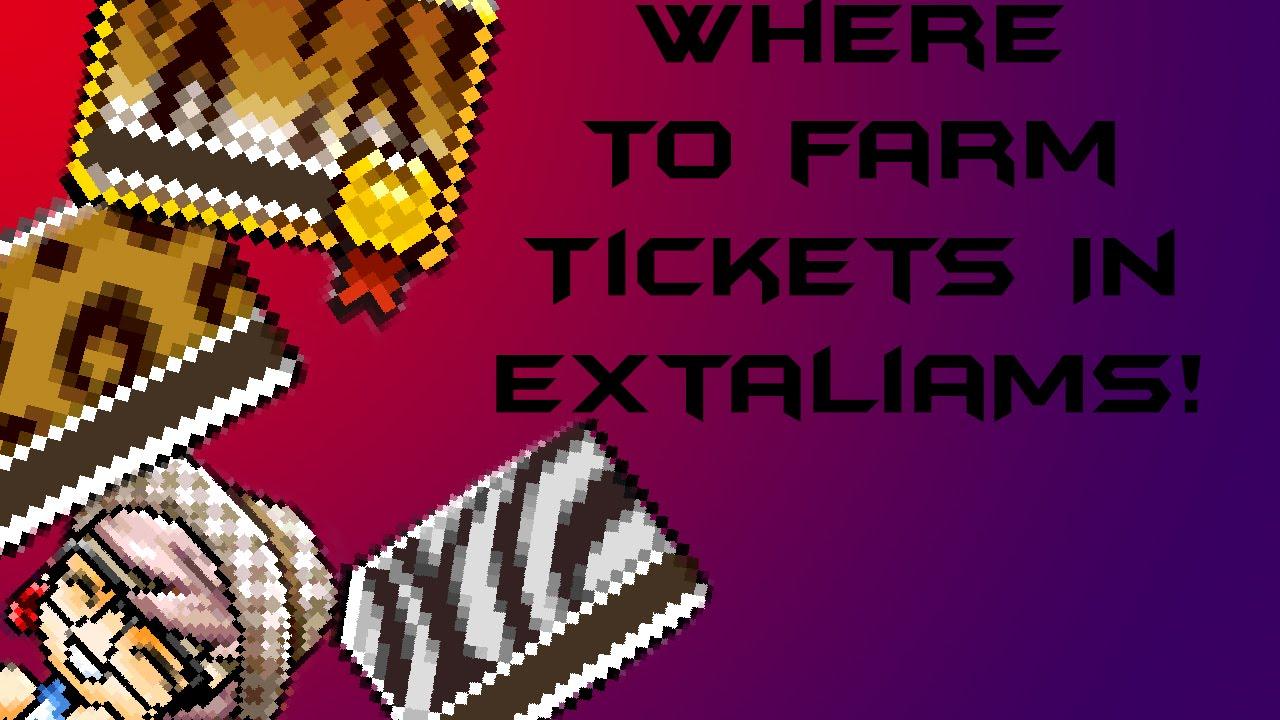 [ExtaliaMS] Where to farm Monster Park tickets