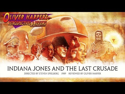 Indiana Jones and The Last Crusade (1989) Retrospective / Review