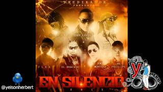 En Silencio (Official Remix) - Eddy Lover Ft. Flex, Joey Mon...