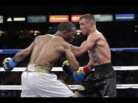 Lomachenko should be 8 1 1  Gary Russell Jr. Dropped him