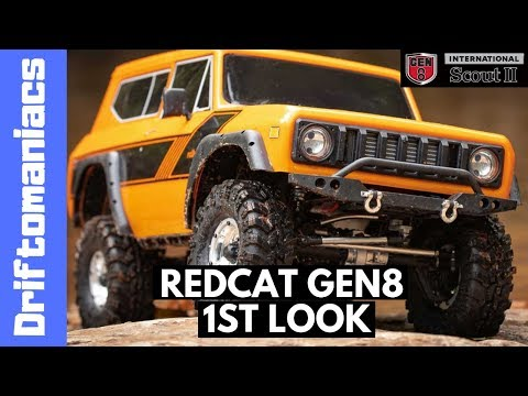 RedCat Gen8 Quick Look (But A Must See!)