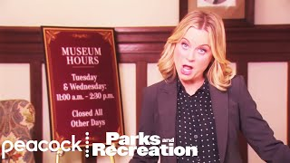 Parks and Recreation - Deleted Scene: Sexy Plan (Digital Exclusive)