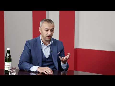 Актуальне інтерв'ю. С. Гайдайчук. Про бізнес в Україні