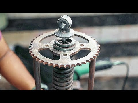Don't throw your bike parts | DIY TOOL