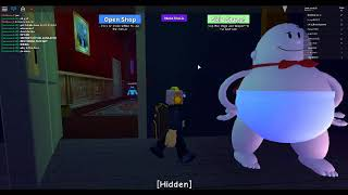 ROBLOX captain underpants obby 2 : WISEAU MANOR