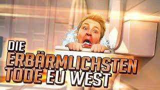 Die erbärmlichsten Tode EU West 💀 HWSQ [253] // TTT