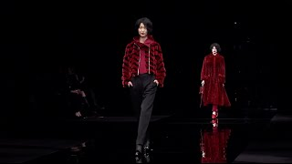 Emporio Armani - 2015 Fall Winter Womenswear Collection