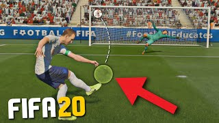 PLAYING FIFA 20 WITH AN INVISIBLE FOOTBALL