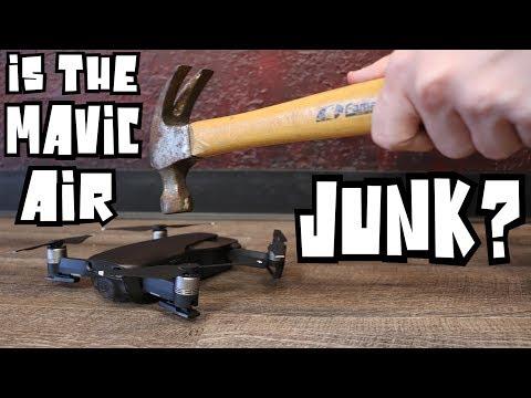 Is The DJI Mavic Air Junk ?