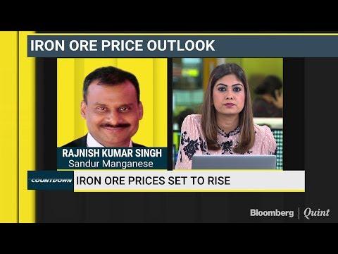 Iron Ore Prices Set To Rise