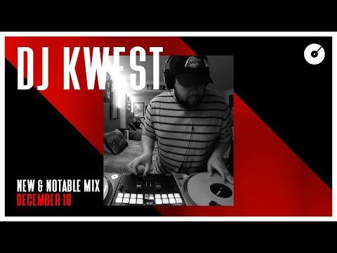 DJ Kwest Mixes DJcity's 'New and Notable' Tracks: Dec. 18
