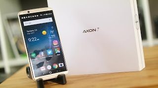 ZTE Axon 7 Unboxing: Budget Busting First Impressions