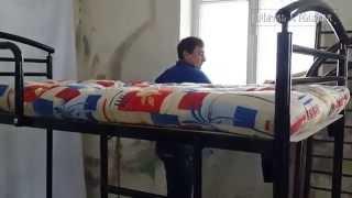 видео Двуспальная кровать Севилья