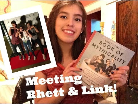 """My """"Rhett & Link's Tour Of Mythicality"""" Experience"""
