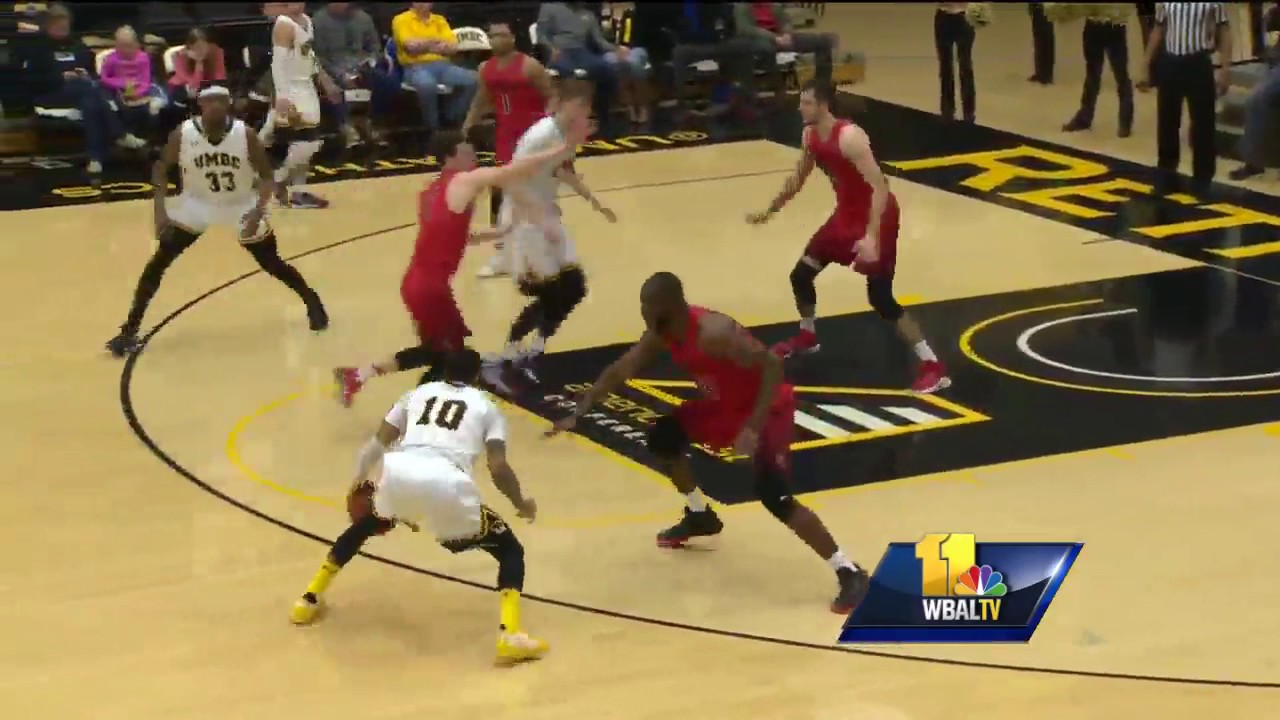 Video: UMBC tops Fairfield, advances in CIT - YouTube