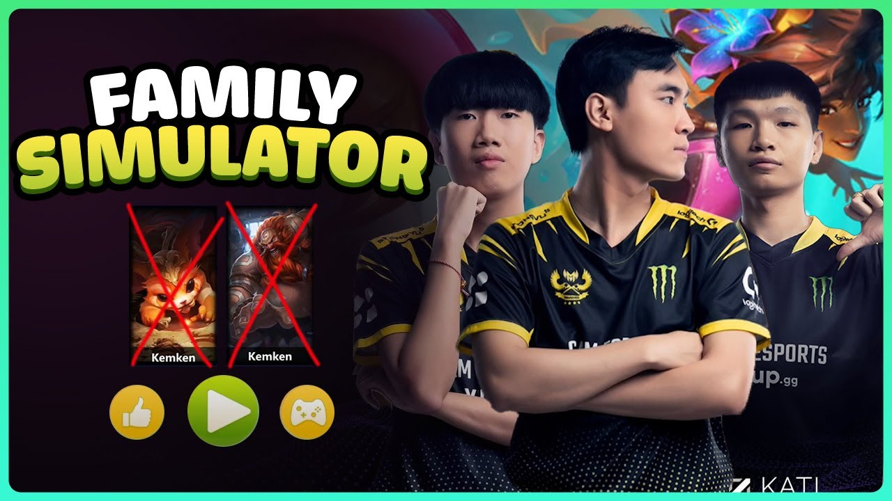 TOP TEAM SITUATION BONUS WHEN GAM PLAYING FAMILY GAMES |  LEVI IN VCS