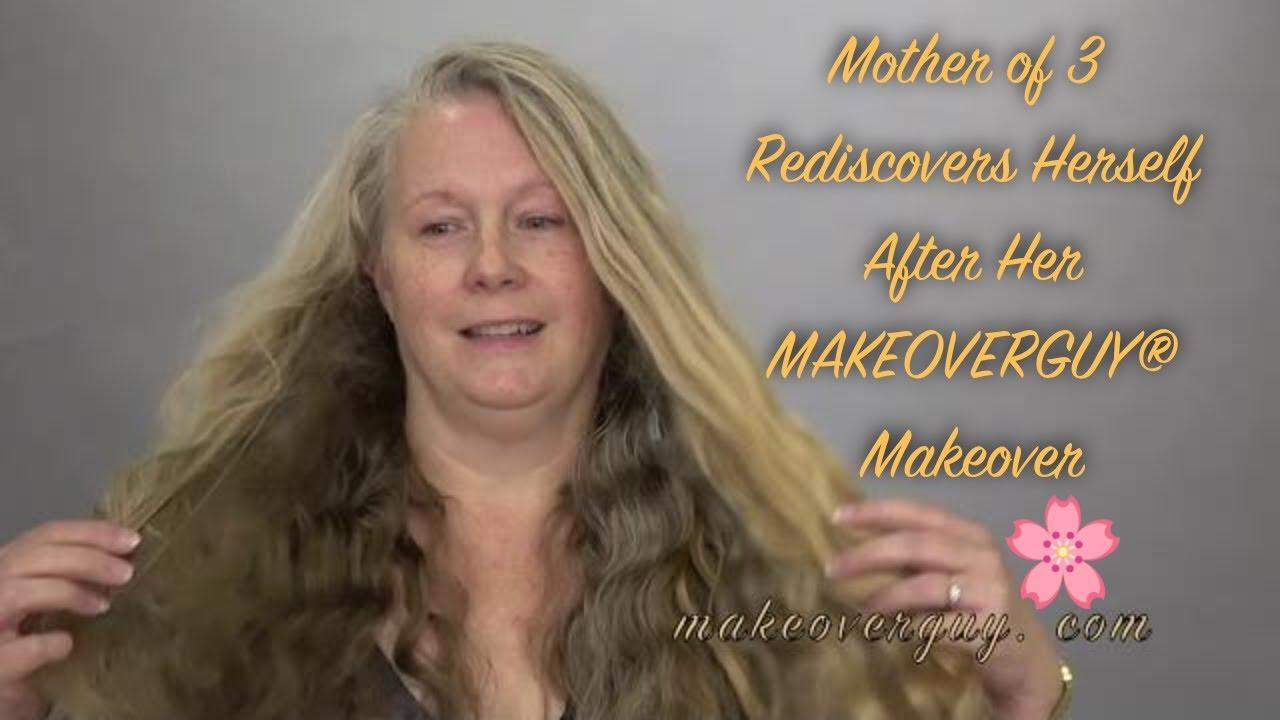 More Than A Home-School Mom: A MAKEOVERGUY® Makeover