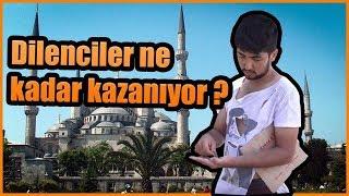 SULTANAHMET MEYDANINDA DİLENDİM !