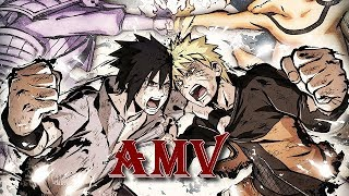 「AMV」Naruto VS Sasuke - Final Battle | Centuries Metalcore cover by Solence & Jonathan Young