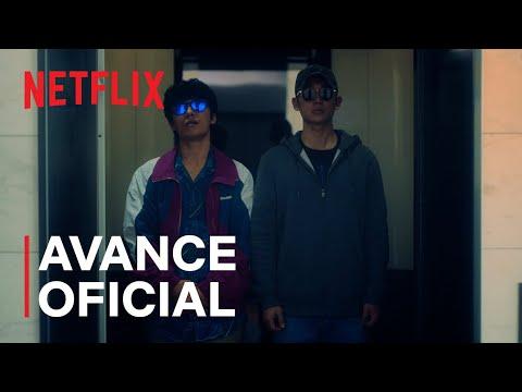 D. P.: El cazadesertores | Avance oficial | Netflix