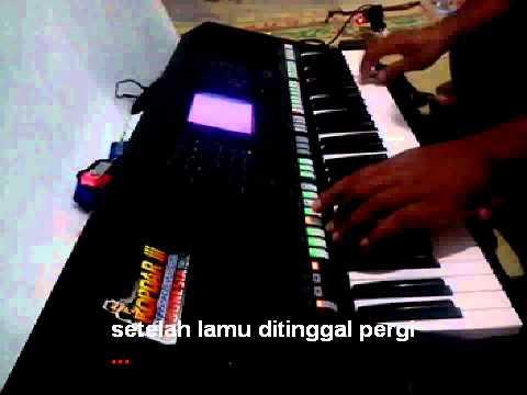 Gala Gala Rhoma Irama Karaoke Yamaha PSR
