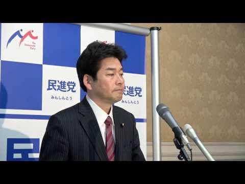 70123 山井国対委員長会見 2017年1月23日