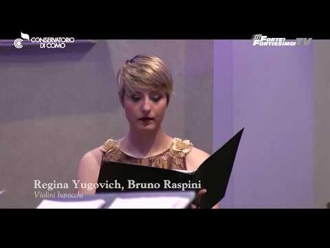 Conservatorio Como   Monteverdi: Come dolce hoggi l'auretta