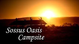 Sossus Oasis Campsite Sesriem Namibia