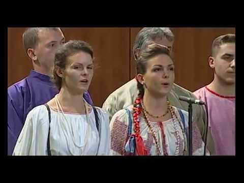 """ Folk Rhapsody "" by LCO , Folk group ''Arinushka'' by Gediminas Rimkus Rimkevicius"