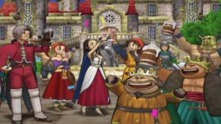 Dragon Quest VIII: Journey of the Cursed King - True Ending and Credits