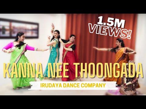Kanna Nee Thoongadaa - Baahubali 2 | #IrudayasJourney | Irudaya Dance Company