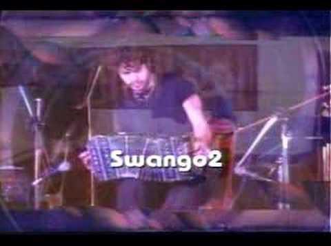 West Coast Swing Dance Fusion = Swing & Tango