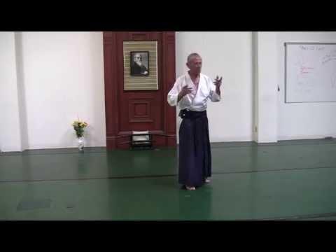 Aikido Shihan Nadeau: Balance / Energy Machine