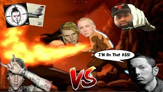 REUPLOADED: How EMINEM was able to DEFEAT MACHINE GUN KELLY