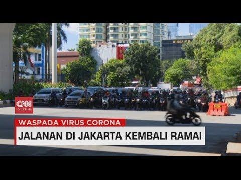 Jalanan di Jakarta