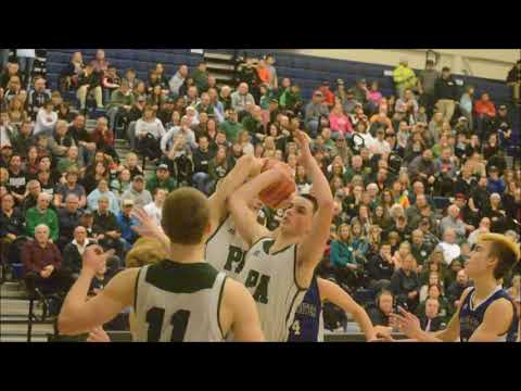 Boys Basketball: Oyster River vs. Pembroke