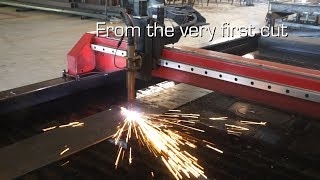 Mississippi Iron Works | From the very first cut