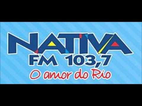 """RADIO NATIVA FM 103.7 """"O AMOR DO RIO"""""""